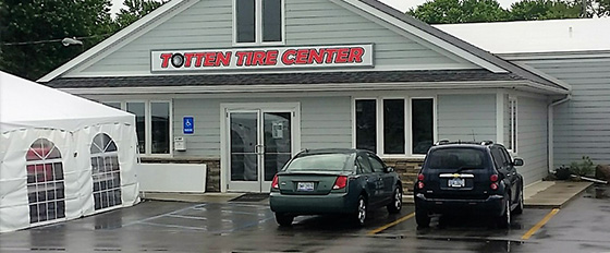 Totten Tire - Birch Run, MI